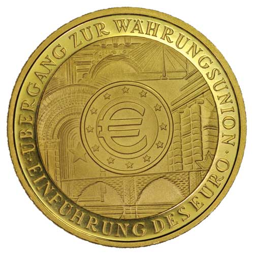 100 Euro Goldmünze Gedenkmünze Ankauf Verkaufen