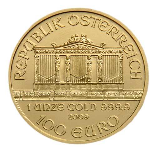 Wiener Philharmoniker österreich Goldmünze Euro Schilling