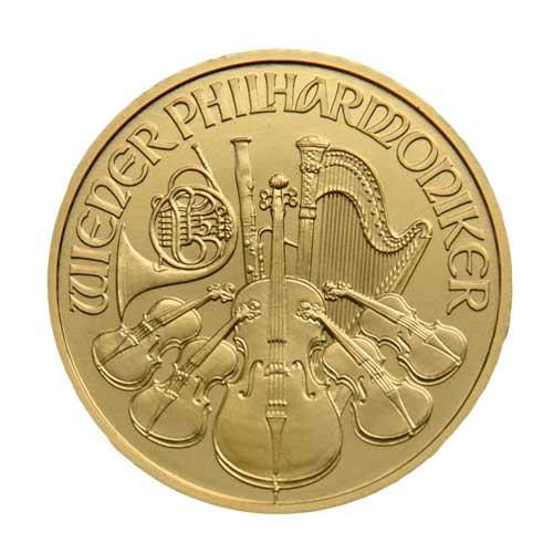 Wiener Philharmoniker Ankauf Anlagemünzen Goldmünze Preise Verkauf